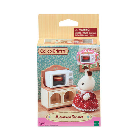 Microwave Cabinet Calico Critters