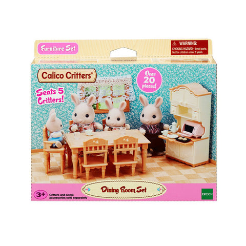 Dining Room Set Calico Critters