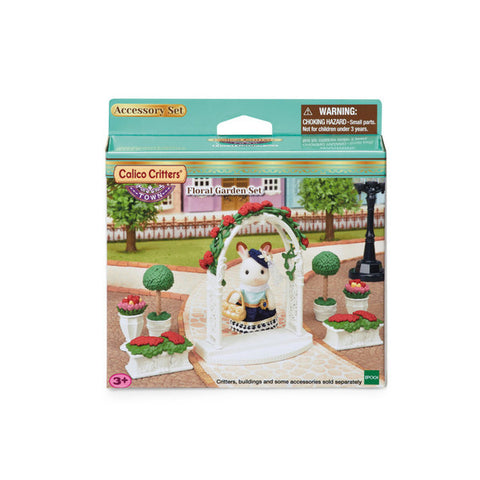 Town Girl Laura Toy Poodle Calico Critters