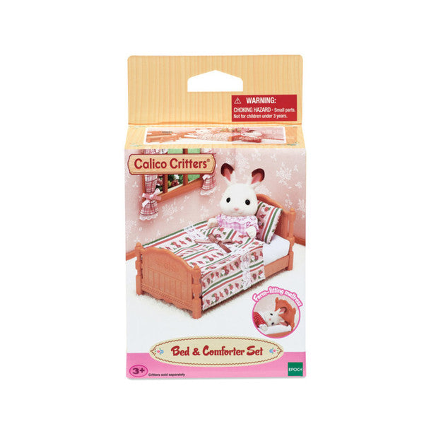 Bed & Comforter Set Calico Critters