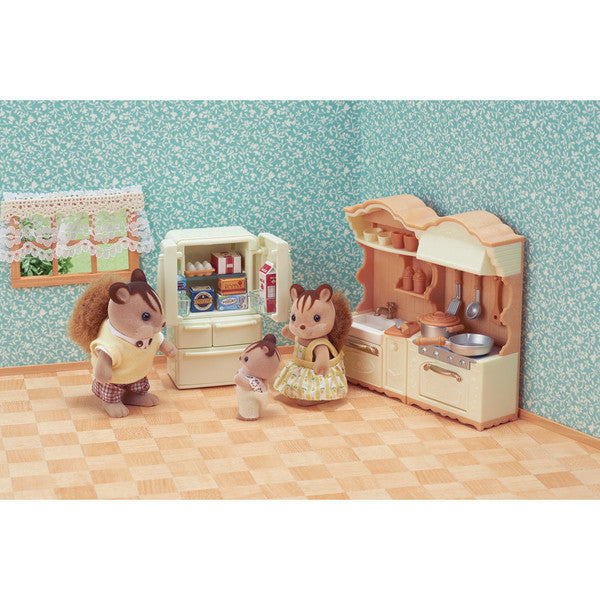 Kitchen & Fridge Set Calico Critters