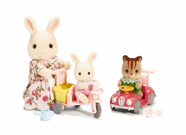 Apple & Jake Ride 'n Play Calico Critters