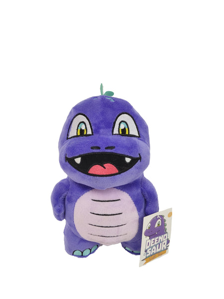 Deeno DEENO-SAUR Plush Toy for Kids 2+ Yrs