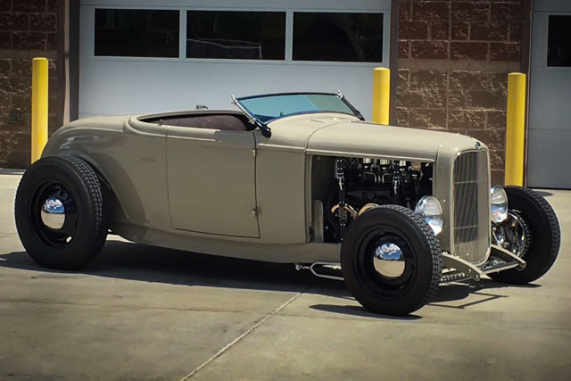 Flat Out Speed Shop 39 32 Roadster Relicate Llc