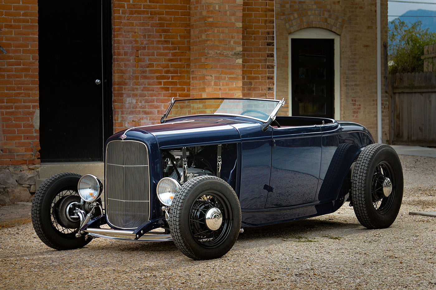 Flat Out Speed Shop 32 Roadster Relicate Llc