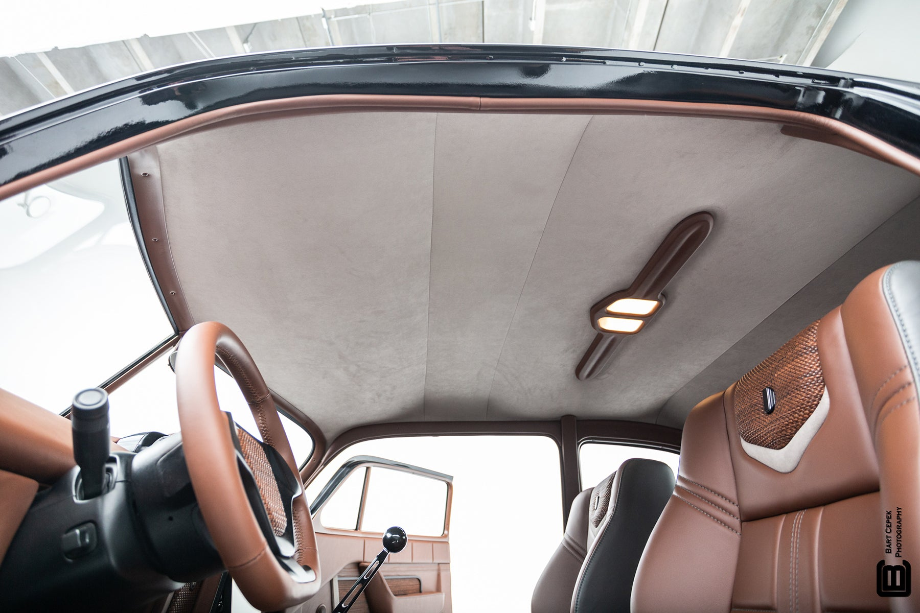 Grey Alcantara Headliner Relicate Leather Alcantara for sale by the yard