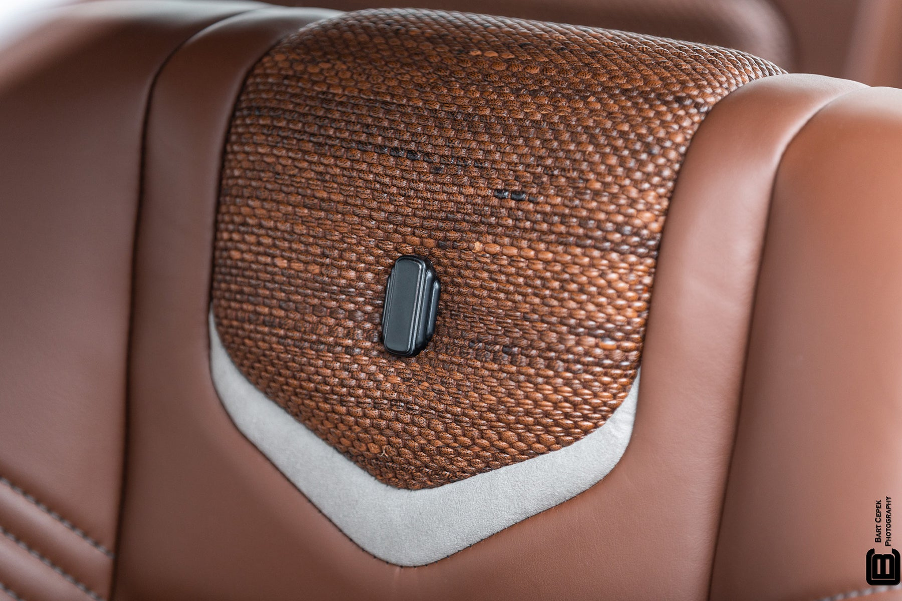 Hand Woven Leather Relicate Leather auto upholstery
