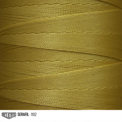 Serafil Thread 10 (TEX 270) 1102 - Relicate Leather Automotive Interior Upholstery