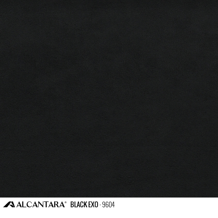 Black Alcantara EXO Outdoor Fabric for sale