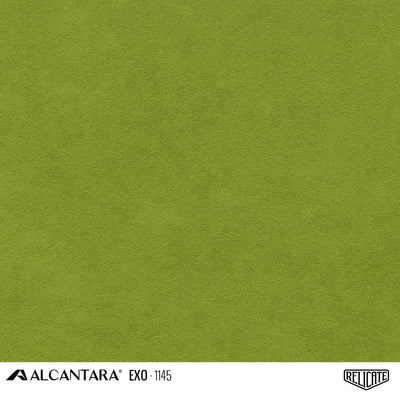Alcantara EXO Outdoor Product / EXO 1145 Lime Green - Special Order - Relicate Leather Automotive Interior Upholstery