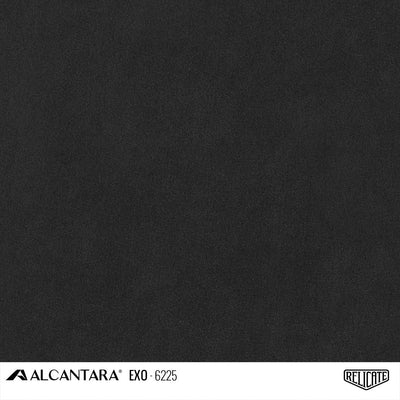 Alcantara EXO Outdoor Product / EXO 6225 Anthracite - Relicate Leather Automotive Interior Upholstery