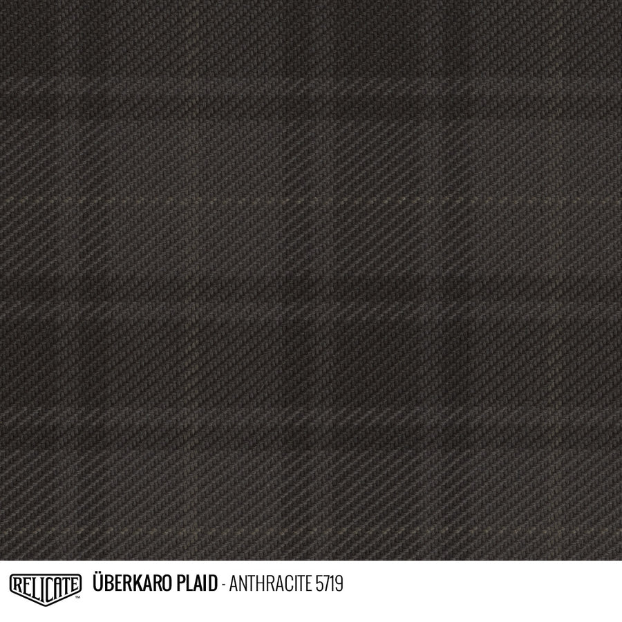 ÜBERKARO FABRIC FOR BMW - ANTHRACITE Product / Anthracite - Relicate Leather Automotive Interior Upholstery
