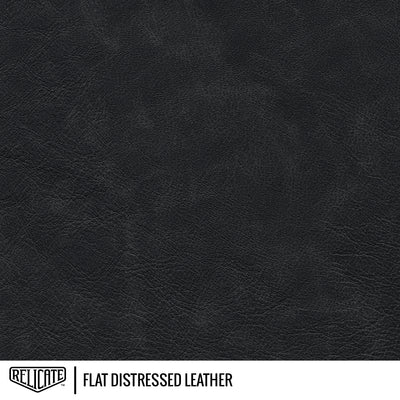 Flat Distressed Leather  - Relicate Leather Automotive Interior Upholstery
