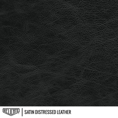 Satin Distressed Leather  - Relicate Leather Automotive Interior Upholstery