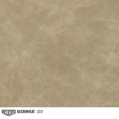 Matte Distressed Leather Hide(s) / Buckwheat 3031 / Full Hide - Relicate Leather Automotive Interior Upholstery