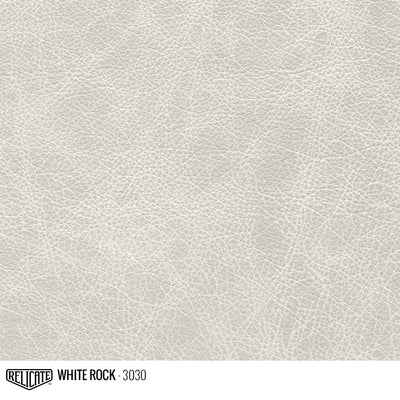 Matte Distressed Leather Hide(s) / White Rock 3030 / Full Hide - Relicate Leather Automotive Interior Upholstery