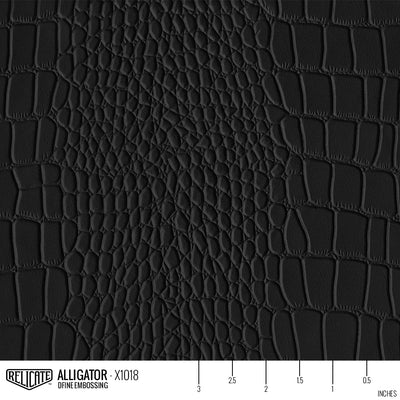 ALLIGATOR EMBOSSED LEATHER  - Relicate Leather Automotive Interior Upholstery