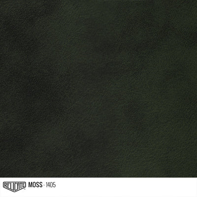 Classic Antiqued Leather Moss - 1405 / Hide(s) - Relicate Leather Automotive Interior Upholstery
