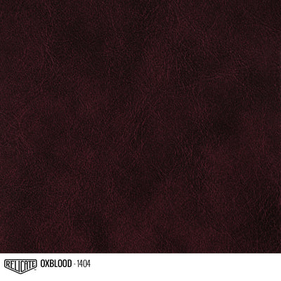 Classic Antiqued Leather Oxblood - 1404 / Hide(s) - Relicate Leather Automotive Interior Upholstery
