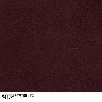 Classic Antiqued Leather Redwood - 1403 / Hide(s) - Relicate Leather Automotive Interior Upholstery