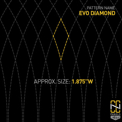 Evo Diamond  - Relicate Leather Automotive Interior Upholstery