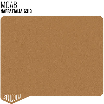 Nappa Italia Leather Sample / Sample / Moab 6313 - Relicate Leather Automotive Interior Upholstery
