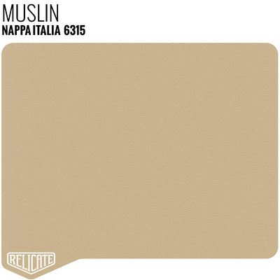 Nappa Italia Leather Sample / Sample / Muslin 6315 - Relicate Leather Automotive Interior Upholstery