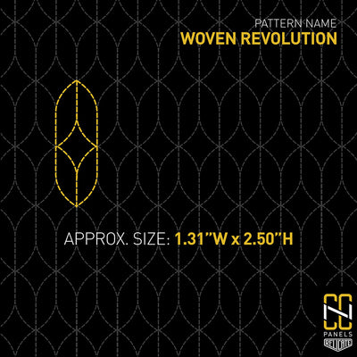 Woven Revolution  - Relicate Leather Automotive Interior Upholstery