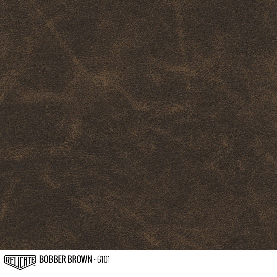 Relicate Bobber Brown Distressed Leather Hides