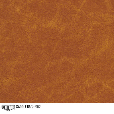 Flat Distressed Leather Hide(s) / Saddle Bag 6102 / 1/2 Hide - Relicate Leather Automotive Interior Upholstery