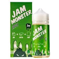 Jam Monster, Apple
