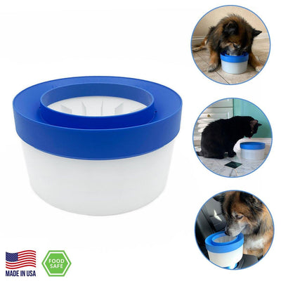 No Spill Dog Water Bowl, Mo-Bowl by Lynktec