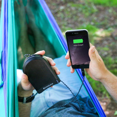 Reeljuice External Battery with USB Charger