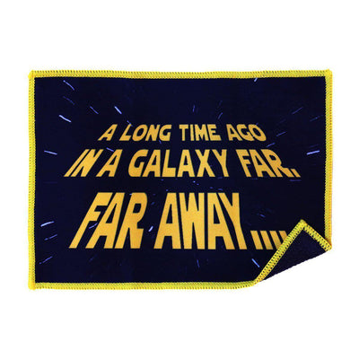 Star Wars theme screen cleaning cloth for ipad, glasses
