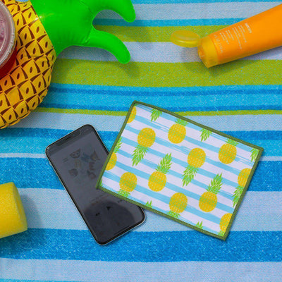 Smartie Microfiber Cloth - A Pineapple a Day