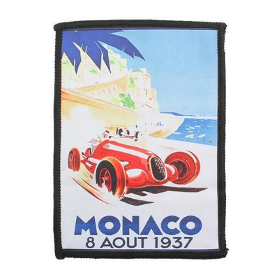 Smartie Microfiber Cloth - Grand Prix of Monaco