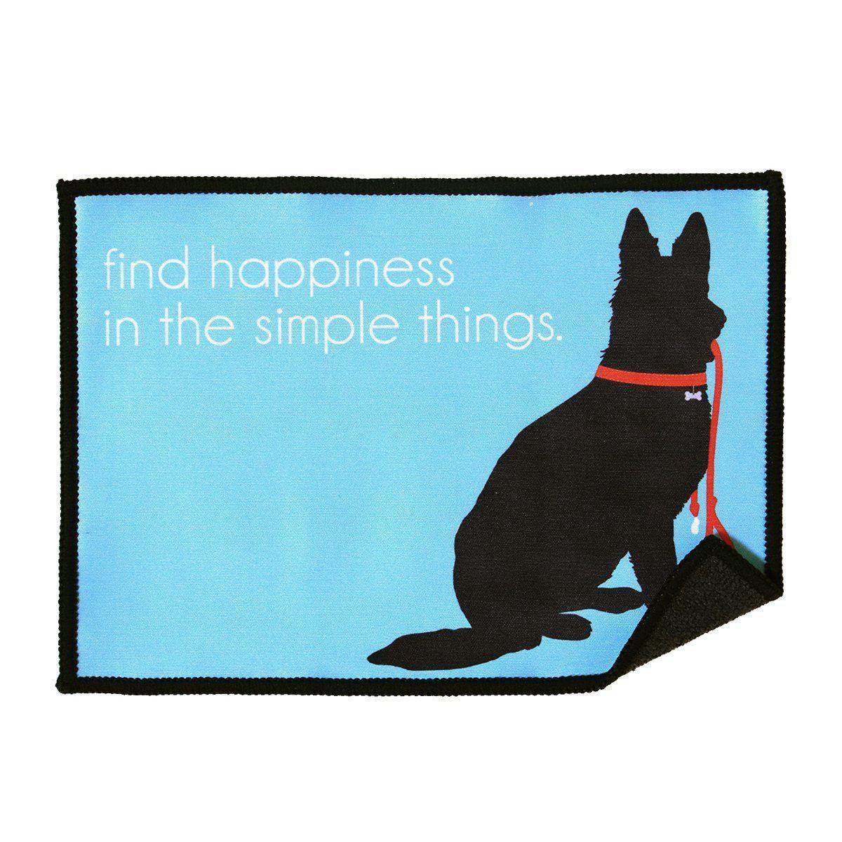 Smartie Microfiber Cloth - It's a Dog's Life