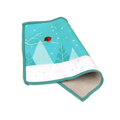 Smartie Microfiber Cloth - Let it Snow, Man