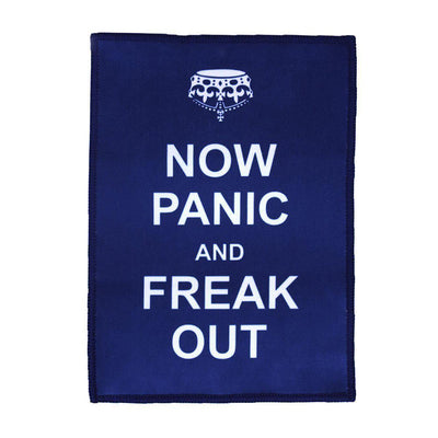 Smartie Microfiber Cloth - Now Panic and Freak Out