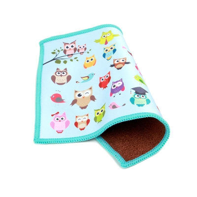 Smartie Microfiber Cloth - Owls