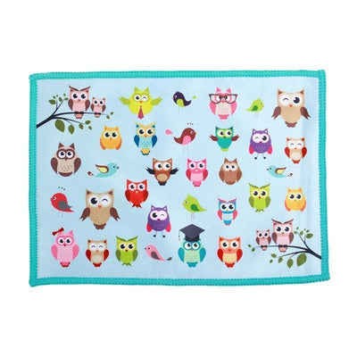 Keep your iPad screen sparkling clean with this stylish owl cleaning cloth