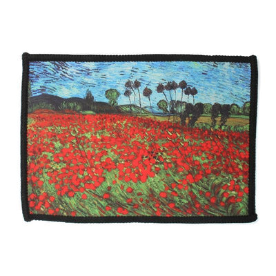 Smartie Microfiber Cloth - Poppies by Van Gogh