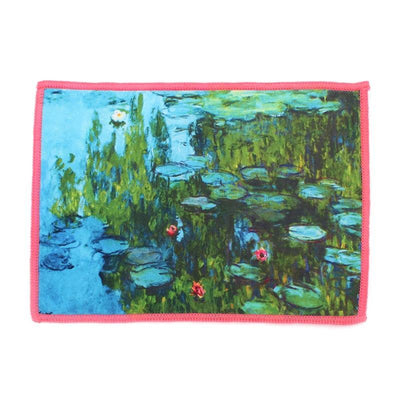 Smartie Microfiber Cloth - Water Lilies