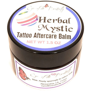 Herbal Mystic Tattoo Aftercare Balm