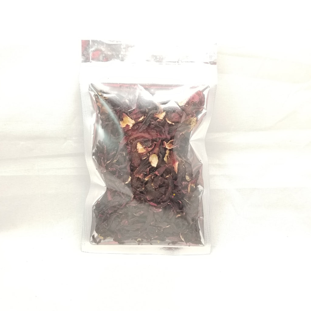 Inspire Herbs - Hibiscus Flowers - Dried Herb - .5oz