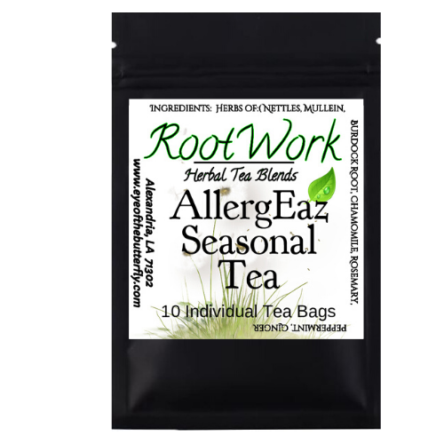 Root Work - Allergeaz Allergy - Herbal Tea
