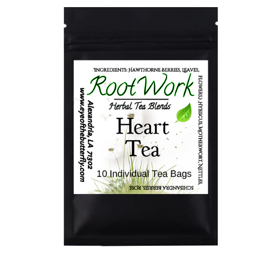 Root Work - Heart - Herbal Tea