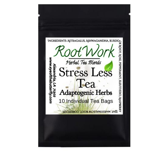 Root Work - Stress Less Adaptogen - Herbal Tea
