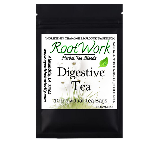 Root Work - Digestion- Herbal Tea