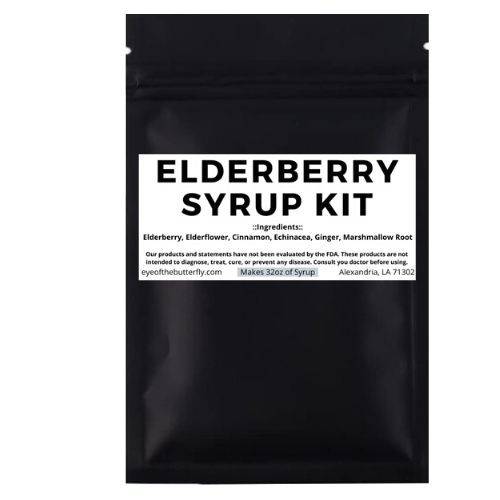 DIY Elderberry Syrup Kit